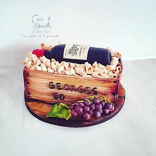 St Emilion cake