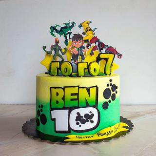 Cake Ben 10 - Cake by TortIva