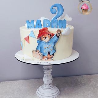 Paddington - Cake by Emily's Bakery