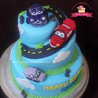 Car lover - Cake by Neha Binnany