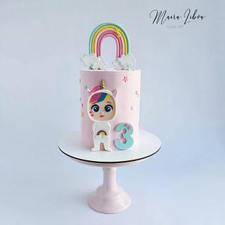 Cry babies - Cake by Maira Liboa