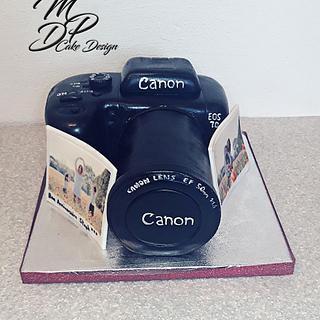 Birthday cake photograph