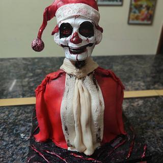 Joker: Halloween 🎃 - Cake by Dr RB.Sudha