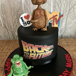 ET cake - Cake by silversparkle