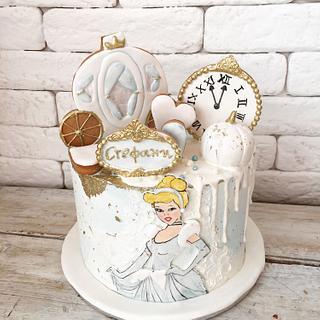 Cinderella Cake, Cookies and cakepops