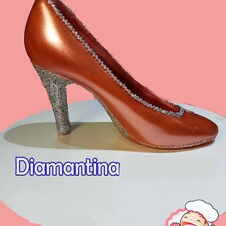 Chocolate slipper
