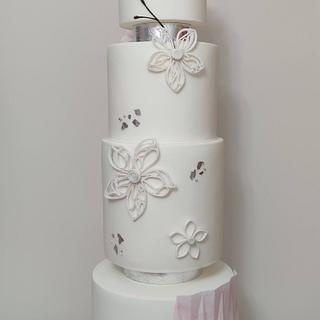 Athene - Cake by Tania Chiaramonte