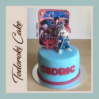 Todoroki Cake