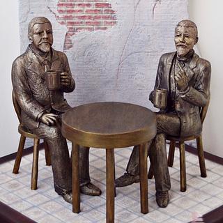 Proshek Brothers monument