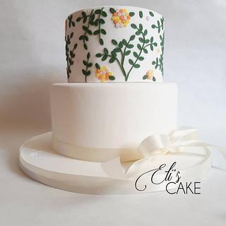 Elegant Cake - Cake by Elisabetta Pepe