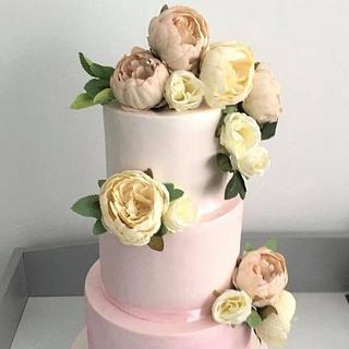Wedding cake - Cake by Ditsan