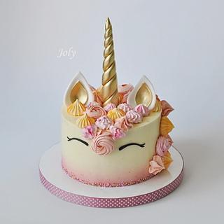Birthday cake - Cake by Jolana Brychova