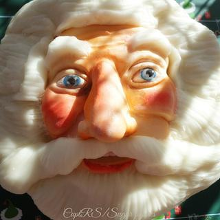 3d Sugar Santa