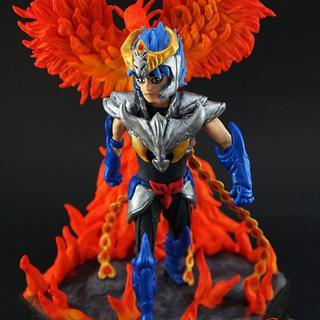 Phoenix Knight of the constellation of the Phoenix