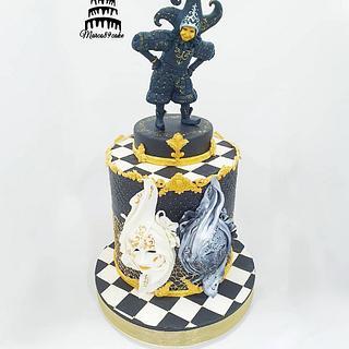 La Serenissima  - Cake by Marco89cake