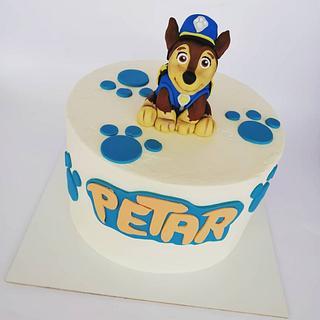 Paw patrol cake  - Cake by Tortebymirjana