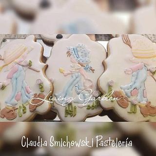 Cookies estilo Sara Kay