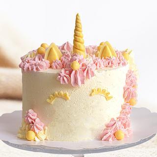 Unicorn cake - Cake by Tartas_Ljubi