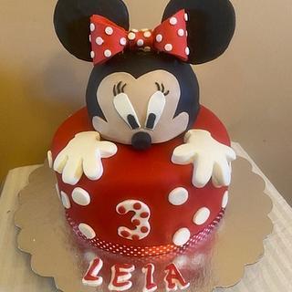 Leia's Minnie