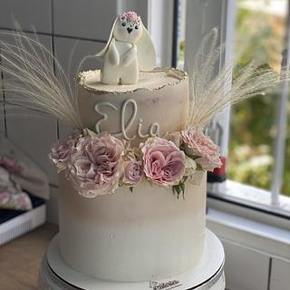 Boho cake - Cake by Martina Encheva
