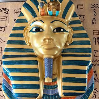 Tutankhamen cake - Cake by Helen35