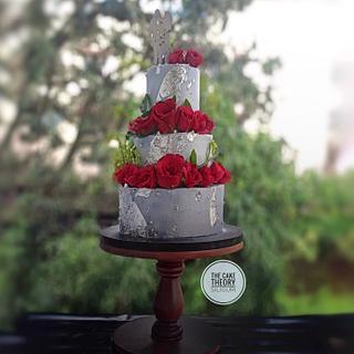 Wedding Cakes @2021  - Cake by Rakhee Mitruka