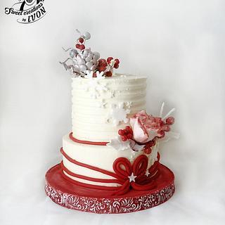 Christmas Cake - Cake by Ivon