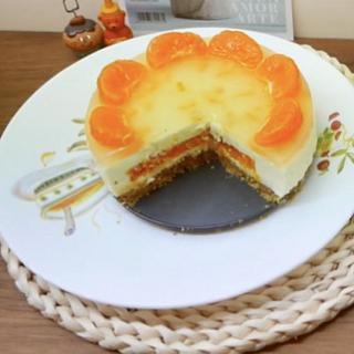 Yuzu Citrus Cheesecake - Cake by efrainmcIntyre