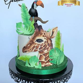 Jungle Safari cake - Cake by Cake Garden