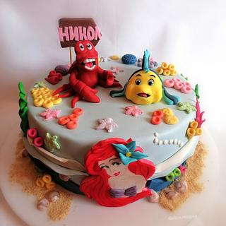 Birthday cakes for Girls  - Cake by Ralitza Hristova