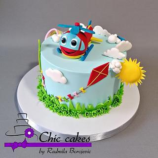 Kids cake...