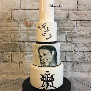 MJ - Cake by Ksyusha