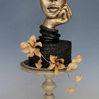 Sculpture cake - Cake by tomima