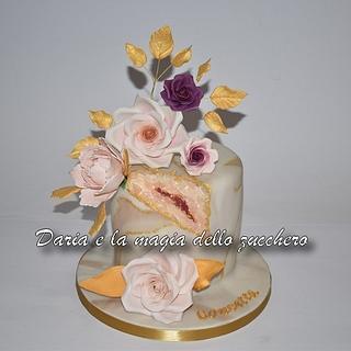 Geode cake - Cake by Daria Albanese