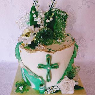 Hope - Cake by Édesvarázs