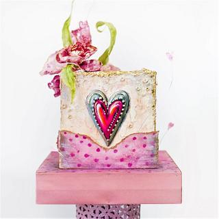 Vintage cake - Cake by Torty Zeiko