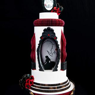 Wedding cake beauty and the Best
