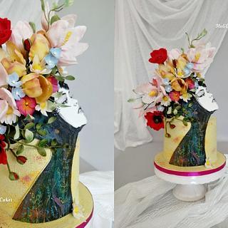 Spring - Cake by MOLI Cakes