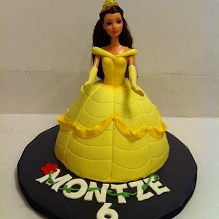 Belle cake  - Cake by Woodcakes