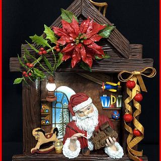 La casetta di Santa Claus
