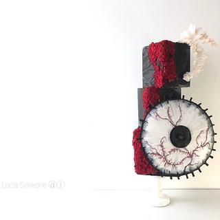 Wagasa - Japan an International Cake Collaboration  - Cake by Lucia Simeone