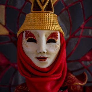 Carnaval veneciano  - Cake by Sayi Congregado