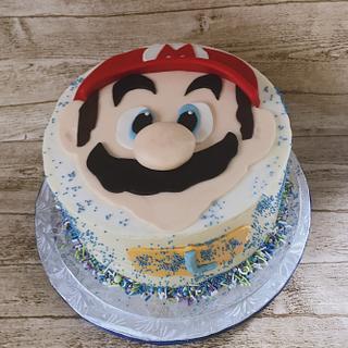 "Happy Birthday Lennon  - Cake by June (""Clarky's Cakes"")"