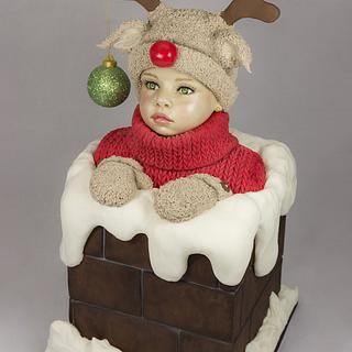 IRIS - Cake by Raquel García
