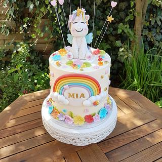 Unicorn for Mia