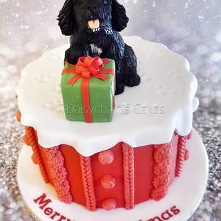 All I want for Christmas is you! - Cake by Daisychain's Cakes
