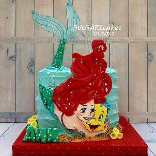 The Little Mermaid ... 😊