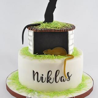 Gerbil-cake