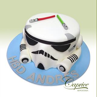 Cakes Star Wars - Cake by AndresCoy