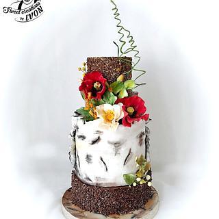 Jubilee Meadow Cake